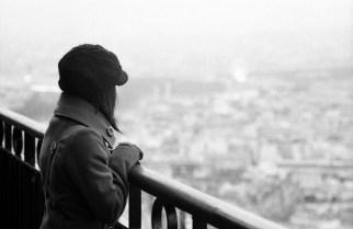 On top of Tour Eiffel.