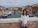 Murano was pretty, but nothing compares to my wife :)