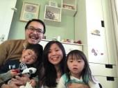 A family selfie!