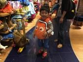 Ashton was Nemo