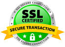 SSL Certified Transaction