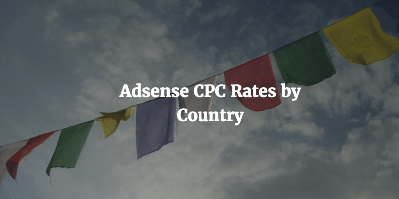 adsense-cpc-by-country