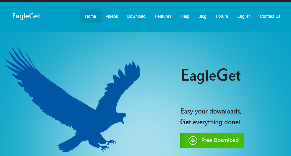 EagleGet IDM alternatives
