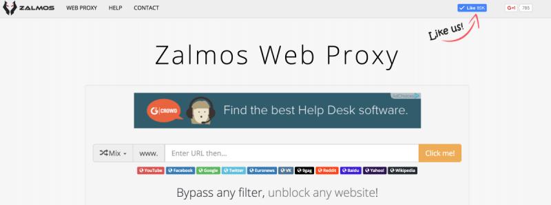 zalmos proxy
