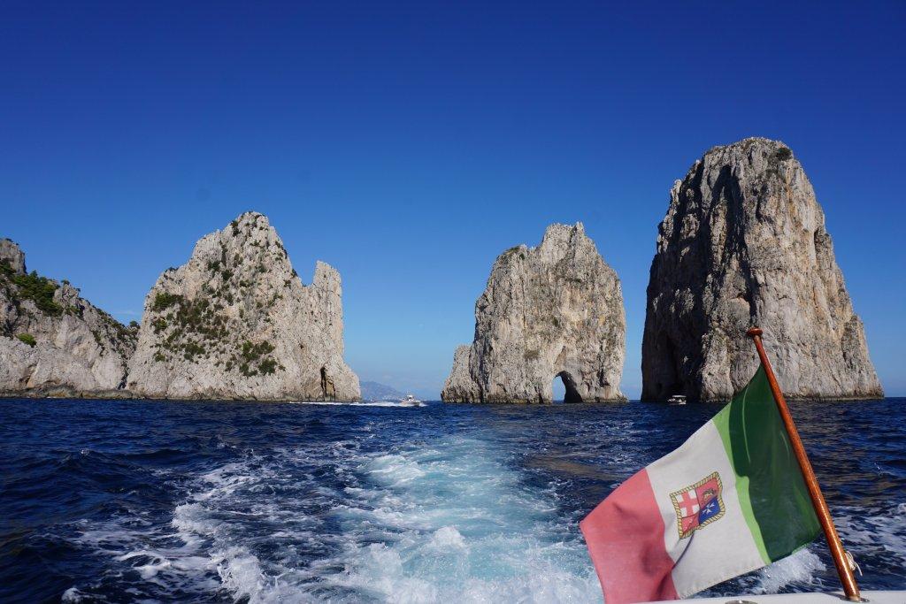Sirens of Capri