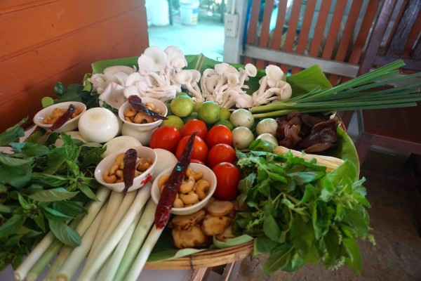 Asia Scenic Cooking Class