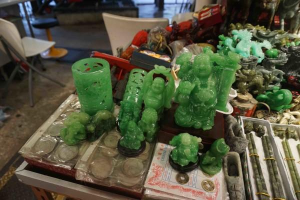 Jade Market, Kowloon Hong Kong