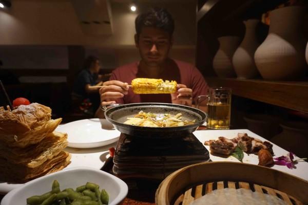 Green Tea Restaurant, Hangzhou