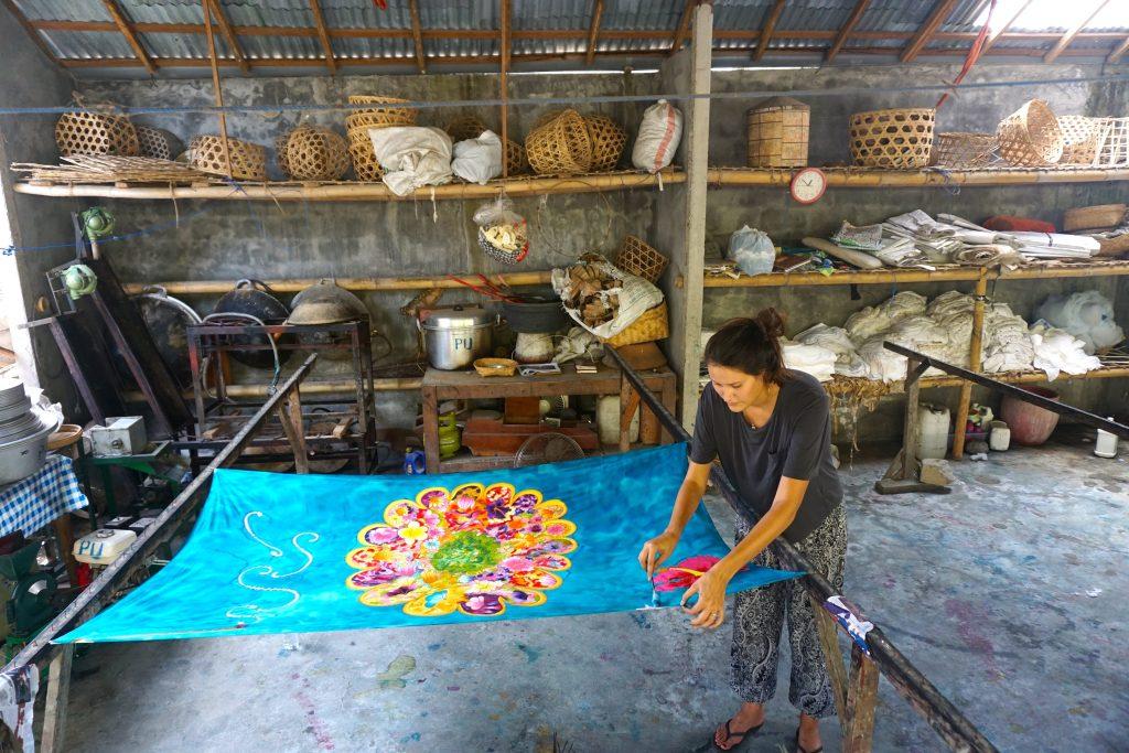 Batik Class Ubud Bali
