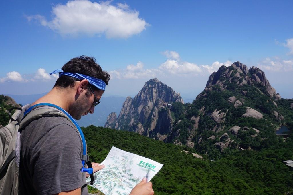 Yellow Mountains Huangshan China