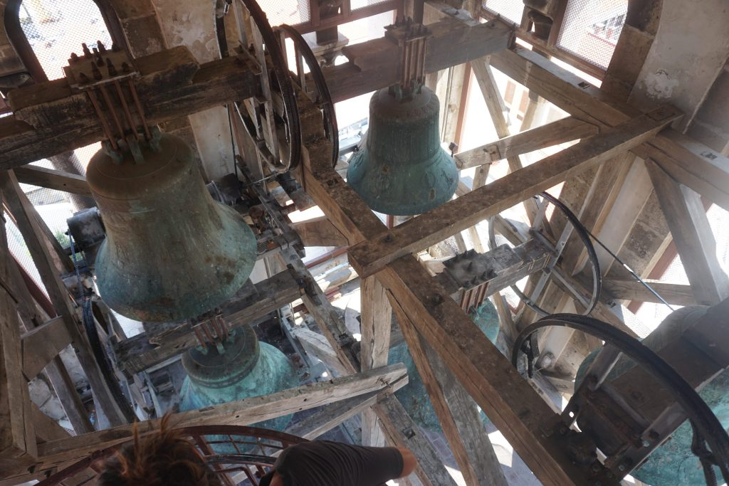 St. Anastasia Cathedral Bell Tower Zadar Croatia