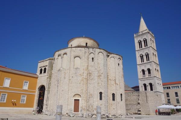 Church of St. Donat Zadar Croatia
