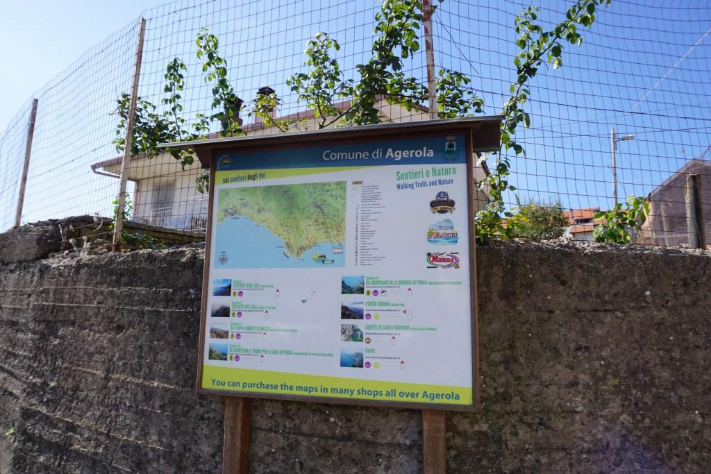Agerola, Italy, Amalfi Coast