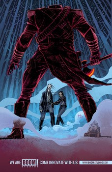 Check out Comic Book Resource's exclusive preview of the new 'Sleepy Hollow' comic! (Photo credit: Phil Noto/BOOM! Studios via ComicBookResources.com)