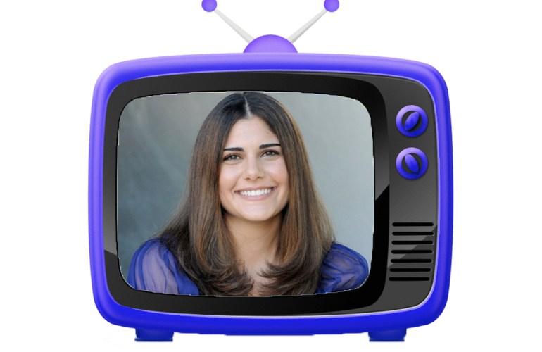 talk tv with tiffany logo