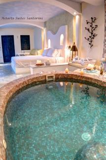 Honeymoon Suites Santorini Greece