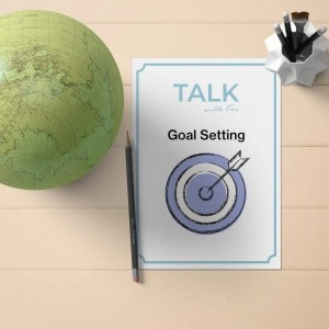 Goal setting front cover