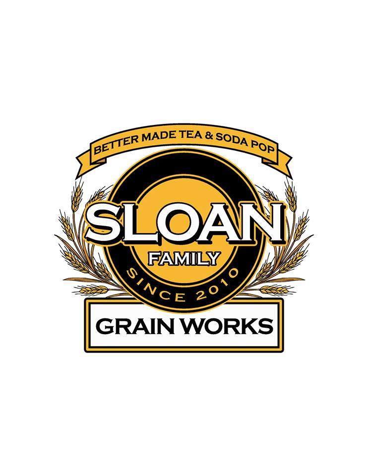 Sloan Family Grainworks logo