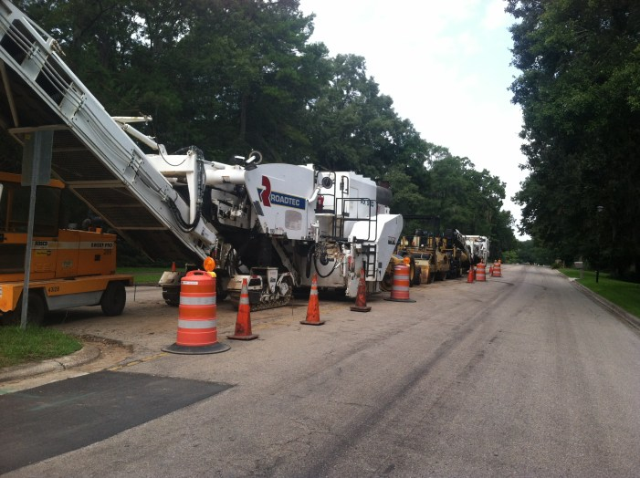 City Rates Pavement Condition of Tallahassee Streets