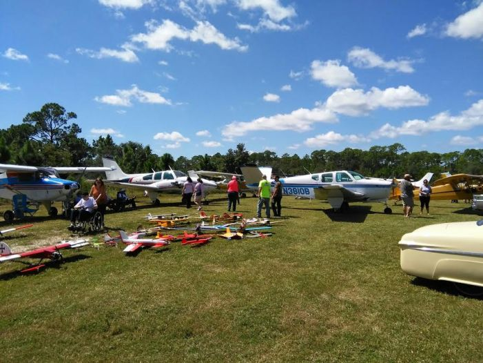 Wakulla County Holds a Successful Wings & Wheels Fly-In