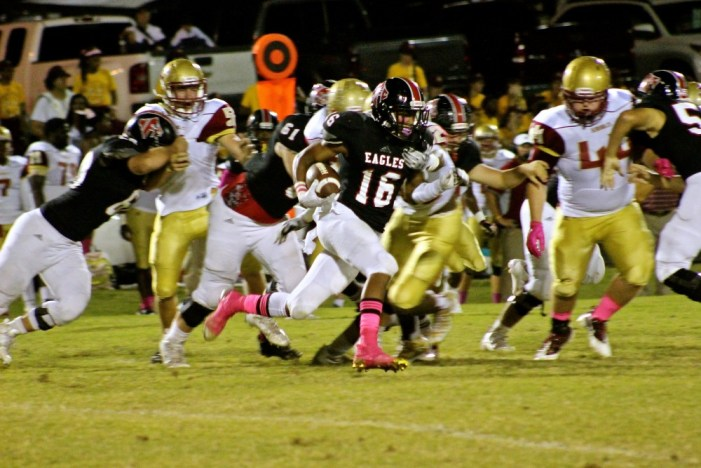 Eagles Fall to Florida High in Double Overtime