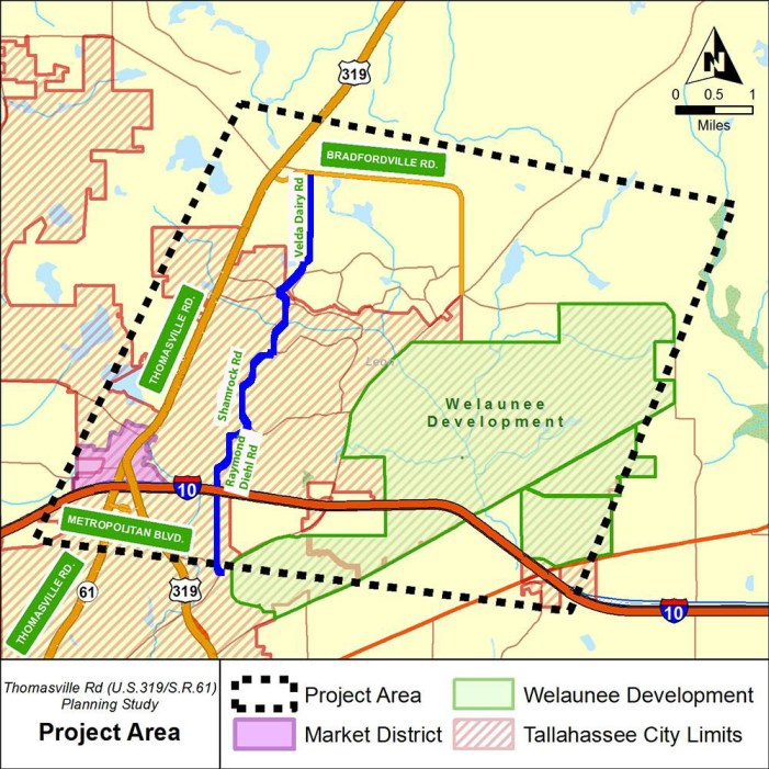 "CRTPA Votes To Kill ""Killearn Corridor"""