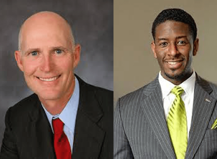 Governor Scott Steps In, Directs Help to Leon County, Addresses Mayor Gillum