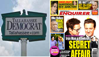 Stewart's Blog: Tallahassee Democrat Chooses Sex Over Local Government Accountability