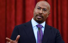 Mayor Andrew Gillum Re-Tweets Van Jones' Support for #Resistance