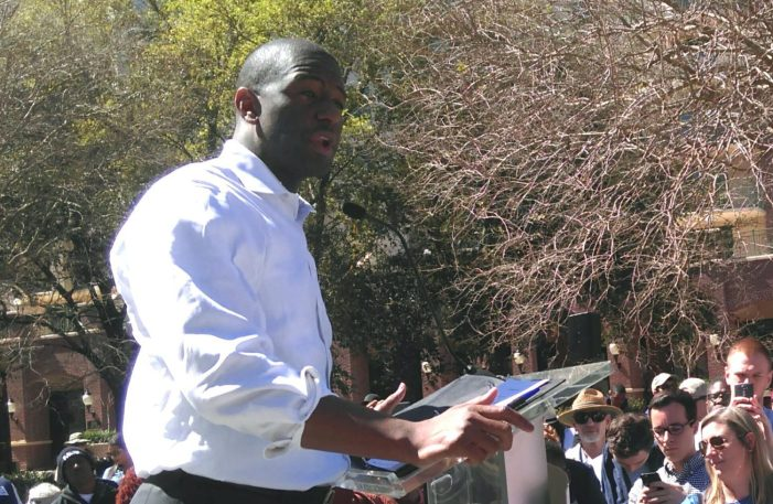 Gillum Lays Out Blueprint for Gubernatorial Campaign