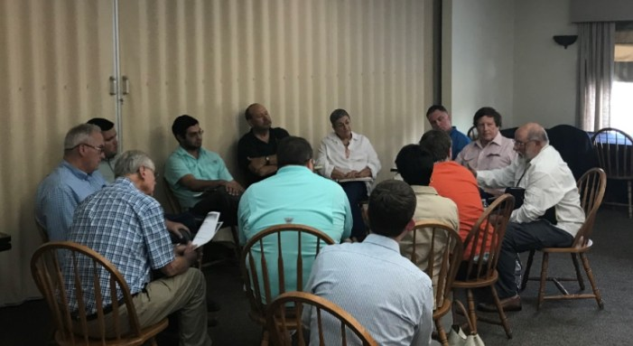 Citizens Critical of Communication, Infrastructure at Summerbrooke Development Workshop