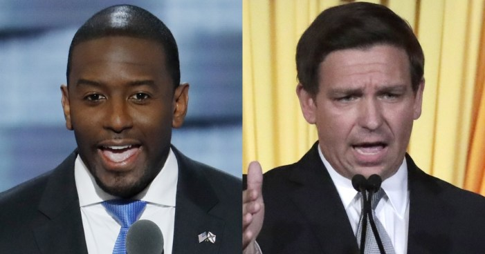 Group Supporting Andrew Gillum Uses Race-Baiting Text Messages to Motivate Voters