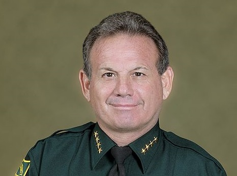 Ousted Sheriff Says He's Not Responsible For Mass Shootings