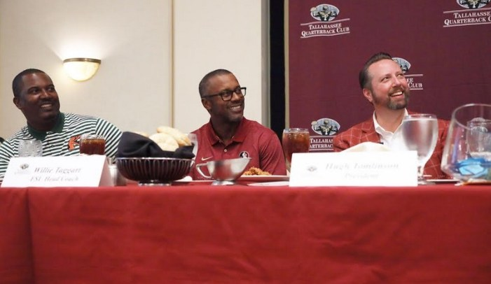 Tallahassee Quarterback Club Kicks Off Another Season
