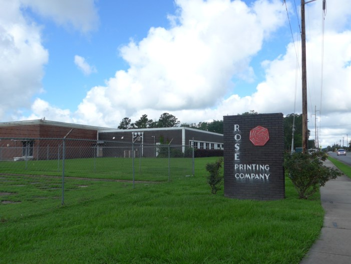 City Commission to Consider $1.3 Million Purchase of Rose Printing Building