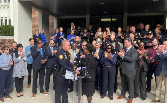 Community Events Set for Police Chief Revell