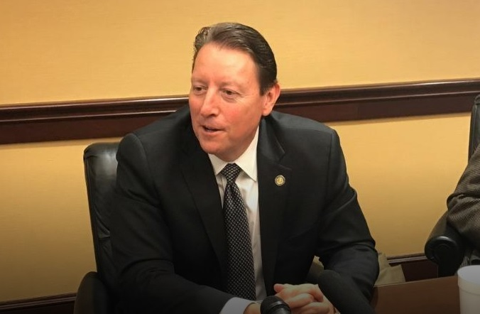 Senate President Balks at Governor's E-Verify Proposal
