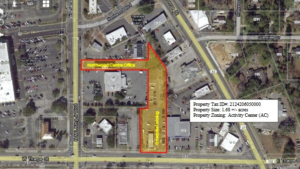 City Makes Decision to Reject All Bids for Northwood Centre Lot