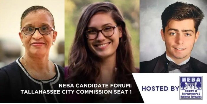 City Commission Forum Provides Answers to Controversial Questions