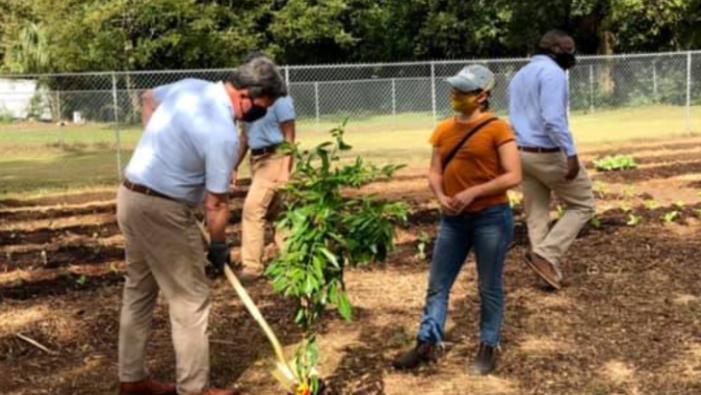 City Breaks Ground for New Urban Farm and Entrepreneurial Program