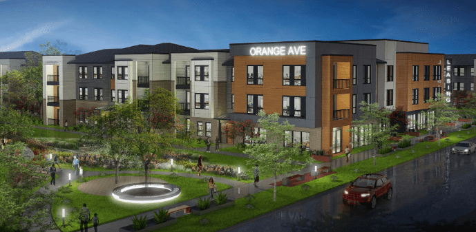 City Commissioners Approve $2 Million for Orange Avenue Affordable Housing Redevelopment Project