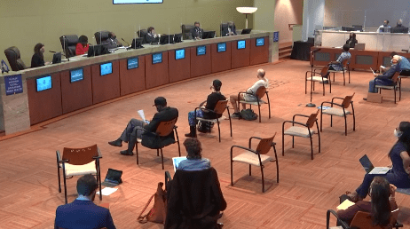 City Commission Appoints Rashad Mujahid as First Chairperson of Citizens Police Review Board