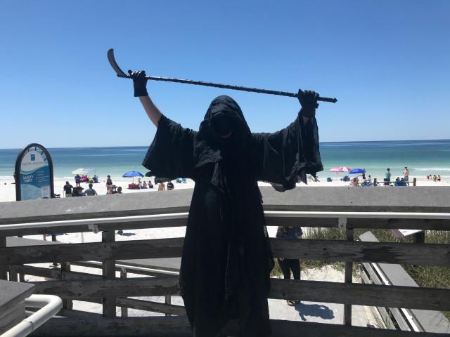 "Appeals Court Refers ""Grim Reaper"" Beach Case to Florida Bar"