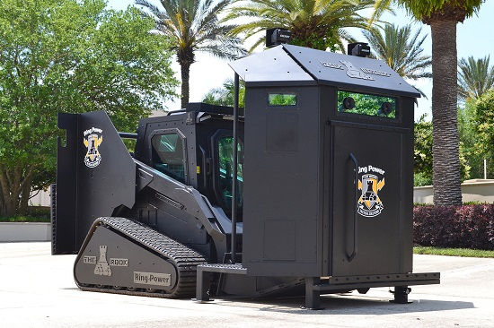 City Commission Approves Acceptance of the Rook, Other TPD Equipment Donations