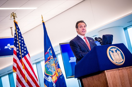 Gov. Andrew Cuomo Under Pressure to Resign