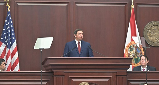 DeSantis State of the State
