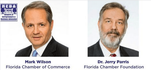 NEBA to Host Florida Chamber of Commerce CEO and Florida Chamber Foundation Chief Economist