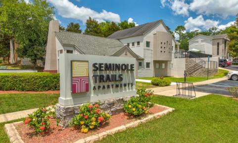Crescent Sky Purchases Seminole Trails Apartments