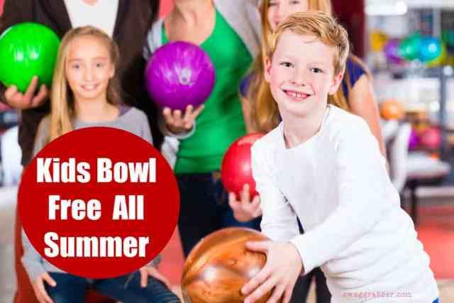 Capital Lanes Kids Bowl Free