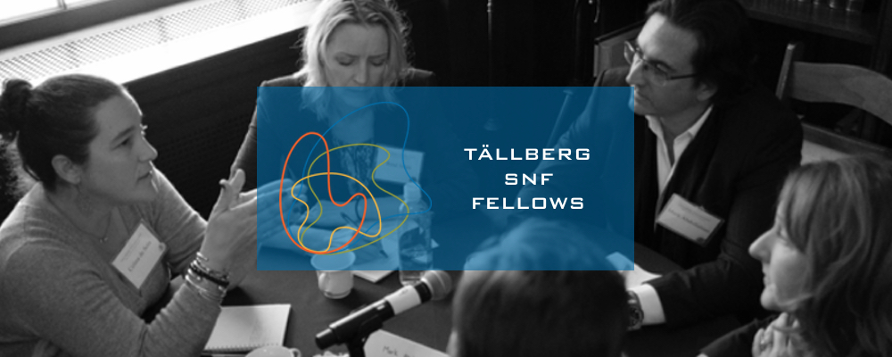 Tällberg SNF Fellows